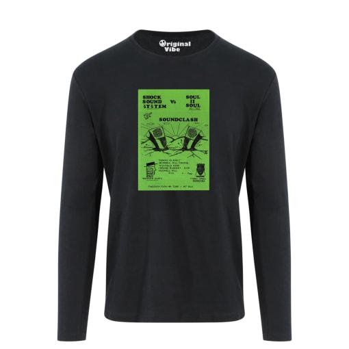 Soundclach 1986 Flyer T Shirt