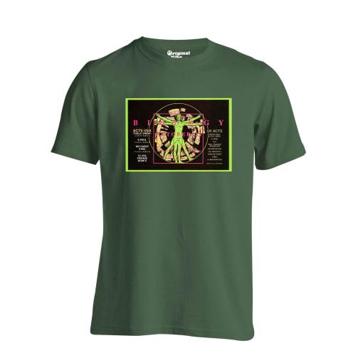 Biology 1990 Flyer T Shirt
