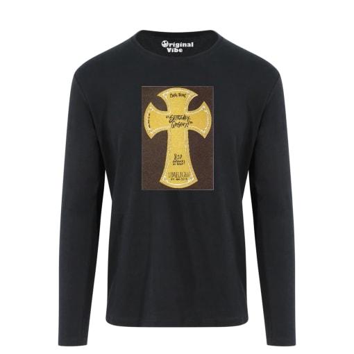 London Spiritual Groovy 1989 Flyer T Shirt