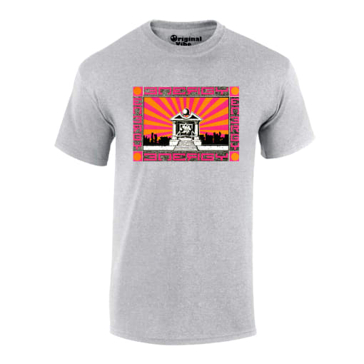 Energy 1992 The Eclipse Coventry Flyer T Shirt