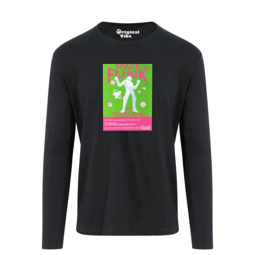 Space Funk 1991 The Pavilion Manchester Flyer T Shirt