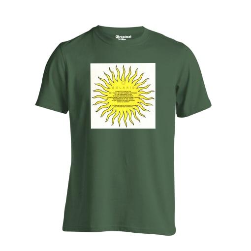Solaris 1989 Savannah Club Brighton Flyer T Shirt
