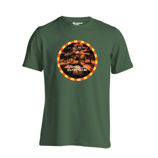 World Dance 1989 Flyer T Shirt