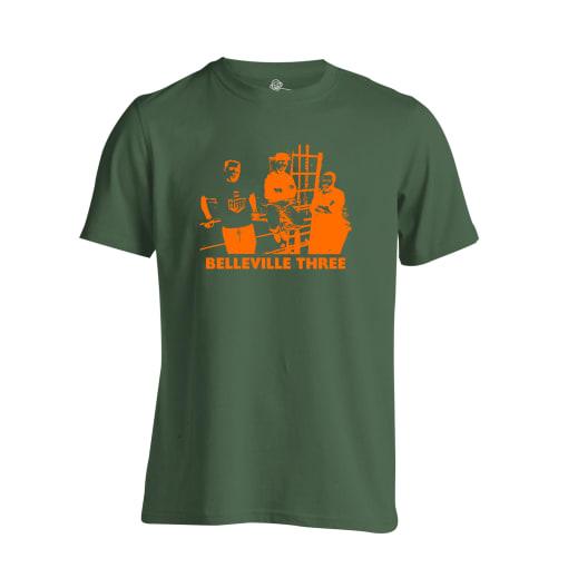 The Belleville Three T Shirt