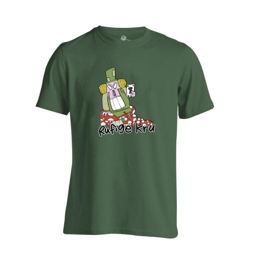 Rufige Kru Malace in Wonderland T Shirt