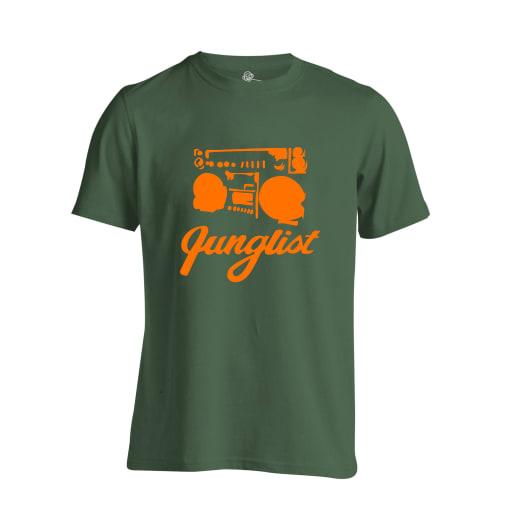 Junglist T Shirt