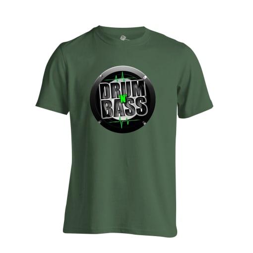 Drum N Bass T Shirt