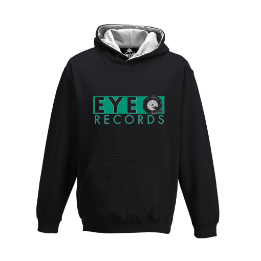 Eye Q Records Hoodie
