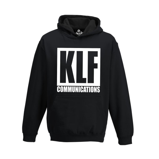 KLF Communications Records Hoodie
