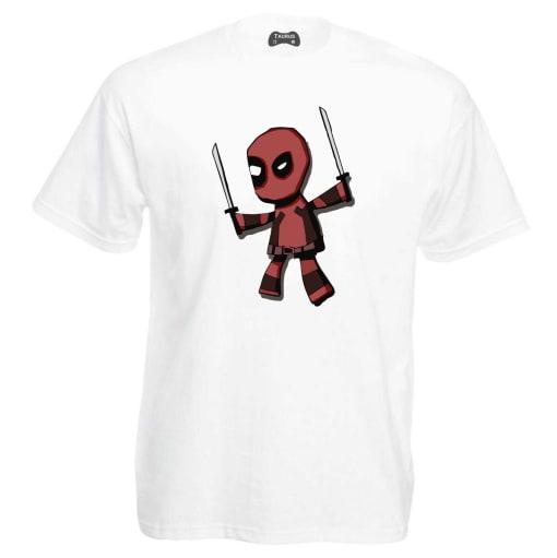 Deadpool T-Shirt Wade Wilson