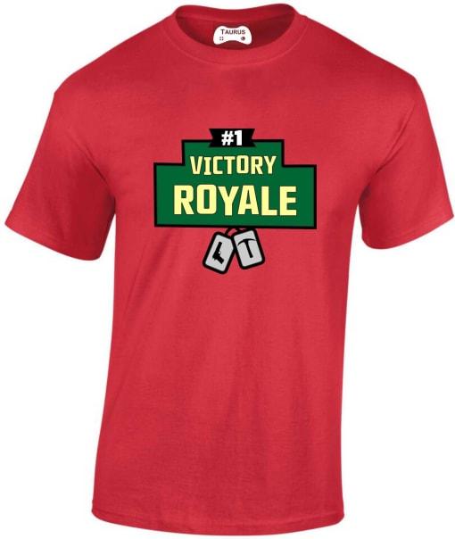 Fortnite #1 Victory Royale T-Shirt