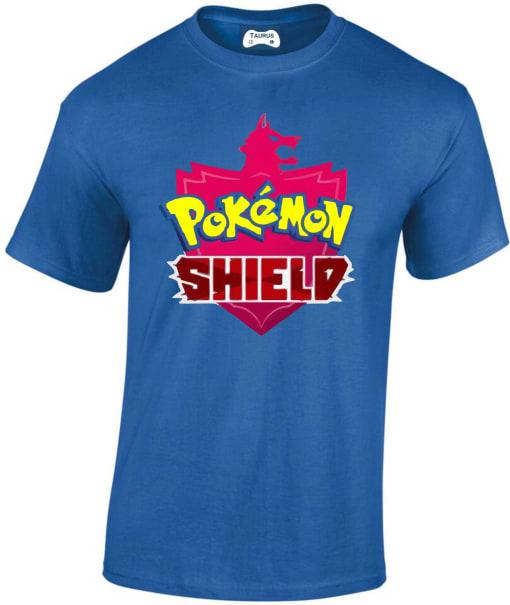 Pokemon Shield T Shirt