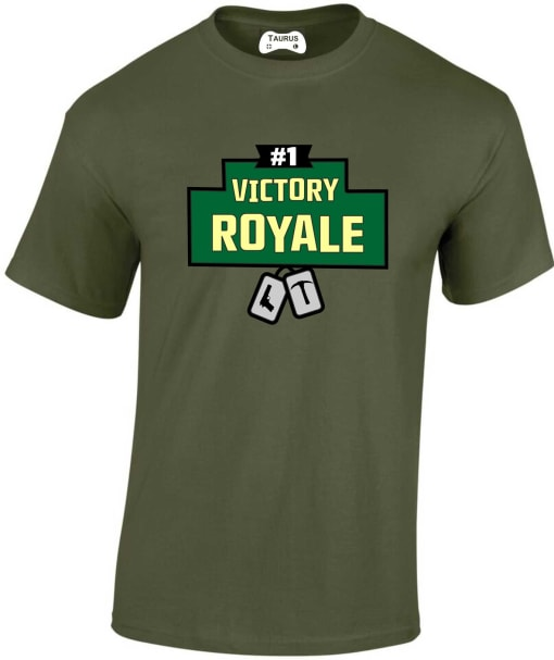 Fortnite #1 Victory Royale T-Shirt