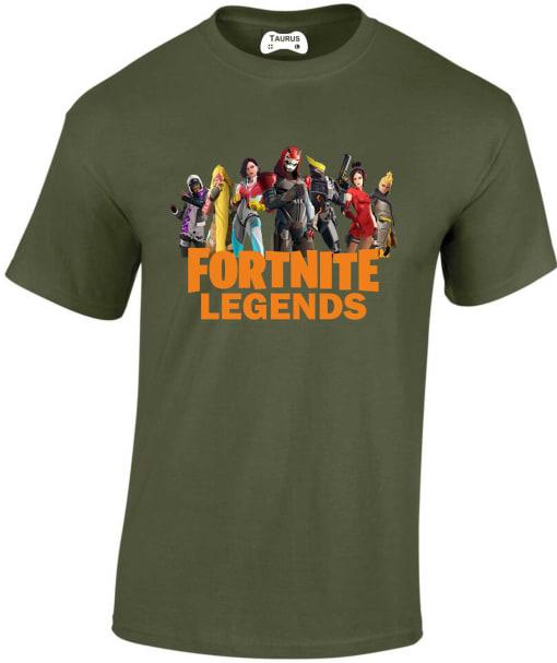 Fortnite Heroes Legend T-shirt