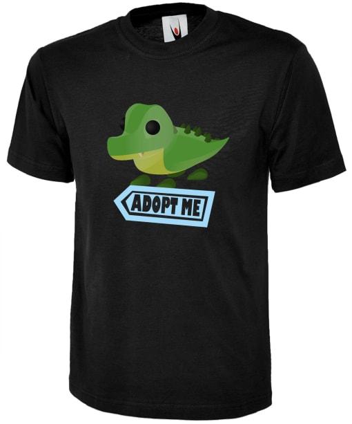 Adopt Me Crocodile T-shirts