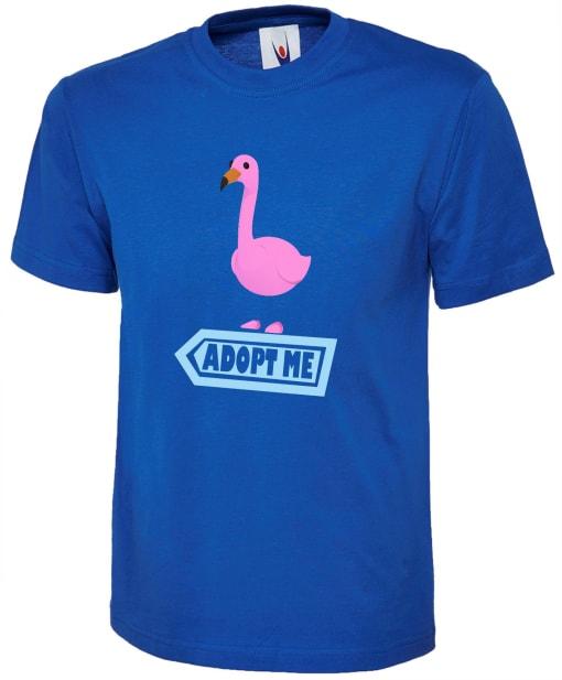 Adopt Me Flamingo Hoodie