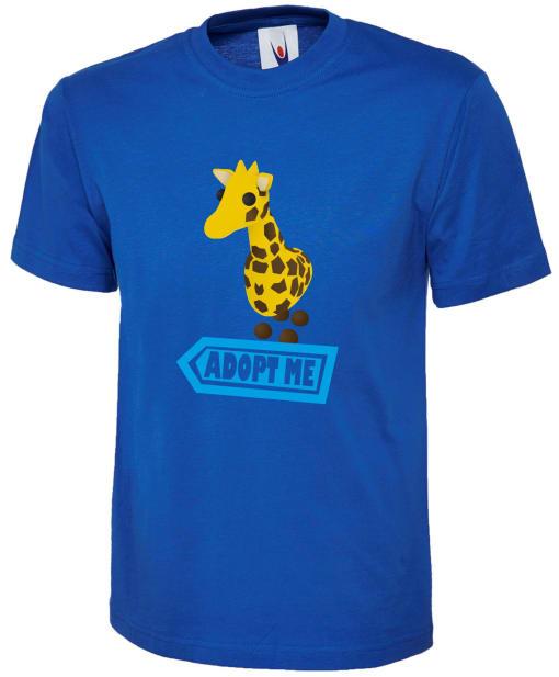 Adopt Me Giraffe Hoodie
