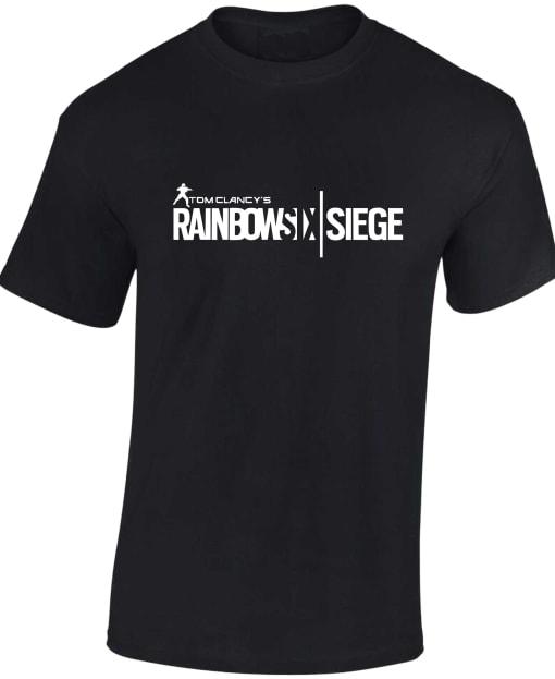 Rainbow Six Siege T-Shirt Logo