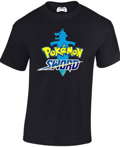 Pokemon Sword T Shirt