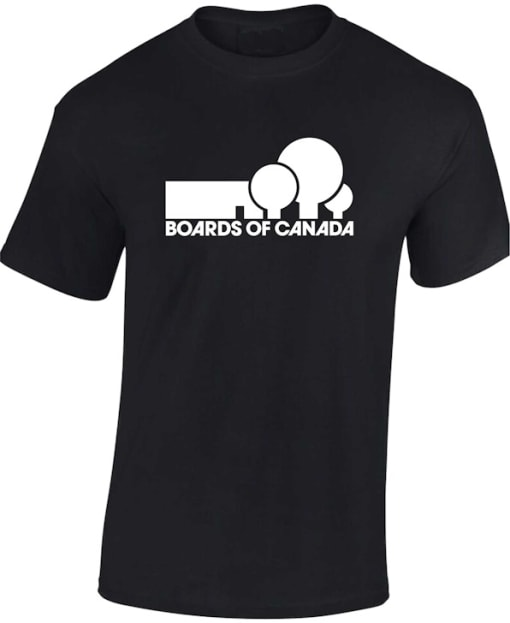 Boards of Canada T Shirt
