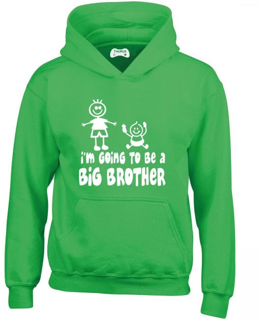 Big Brother Kids Hoodie
