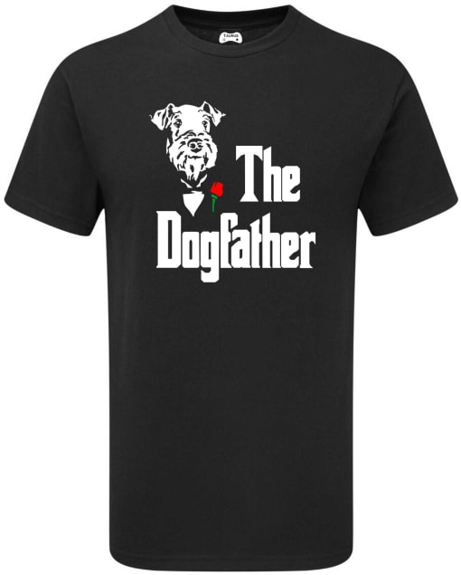 AIRDALE THE DOGFATHER T-SHIRT