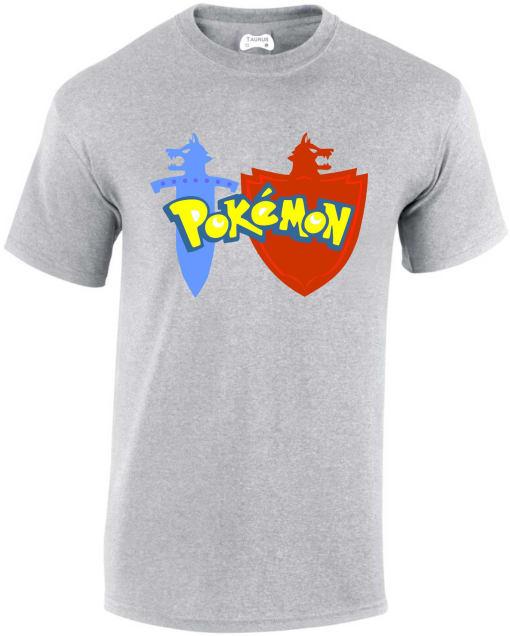 Pokemon Sword and Shield T Shirt