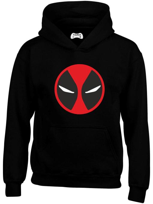 Deadpool Symbol Kids Hoodie