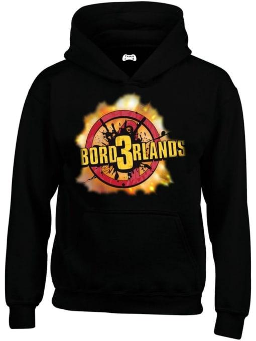 Borderlands 3 Badge  Hoodie