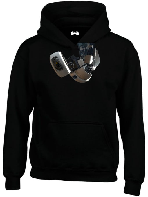 Glados Classic Gaming Character Hoodie