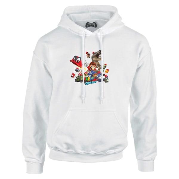 Mario Odyssey Hoodie