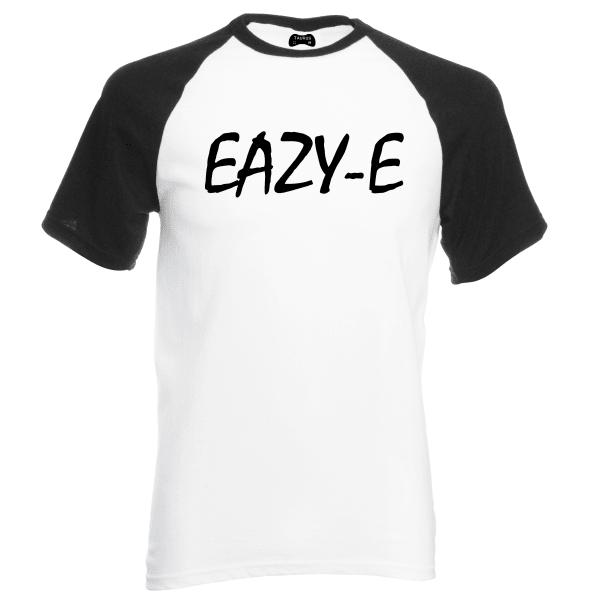 NWA Eazy E Baseball T-shirt