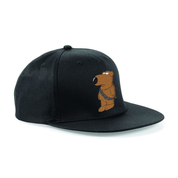 Family Guy Brian As Chewbacca Embroidered Snapback