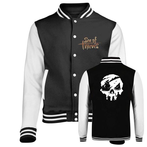 Sea Of Thieves Skull Varsity jacket
