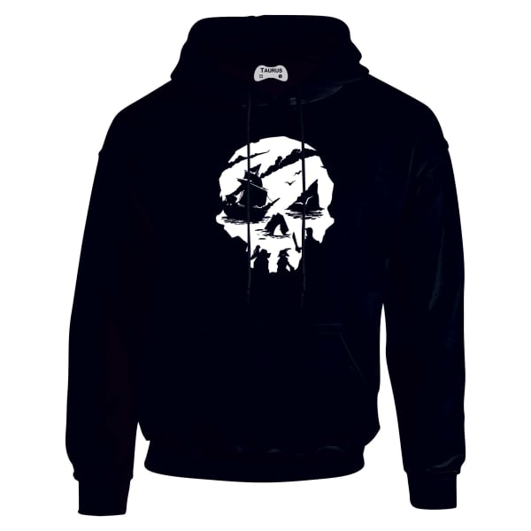 Sea Of Thieves Skull Hoodie