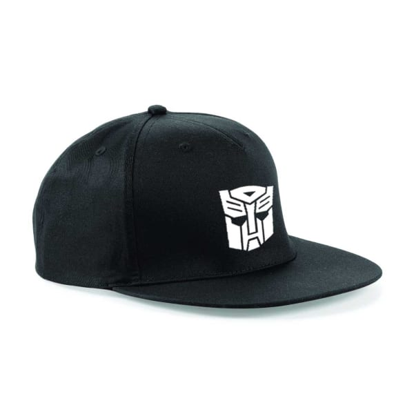Transformers Optimus Prime Embroidered Snapback