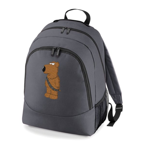 Family Guy Brian As Chewbacca Embroidered Rucksack