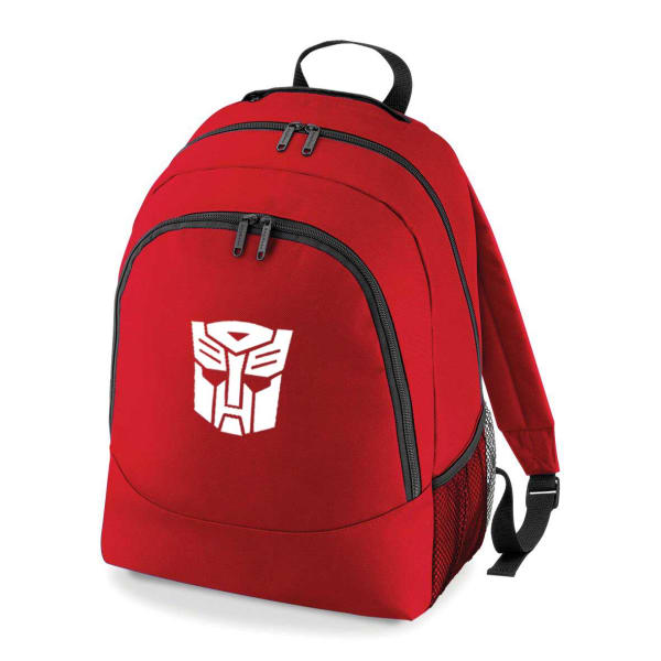 Transformers Optimus Prime Embroidered Rucksack