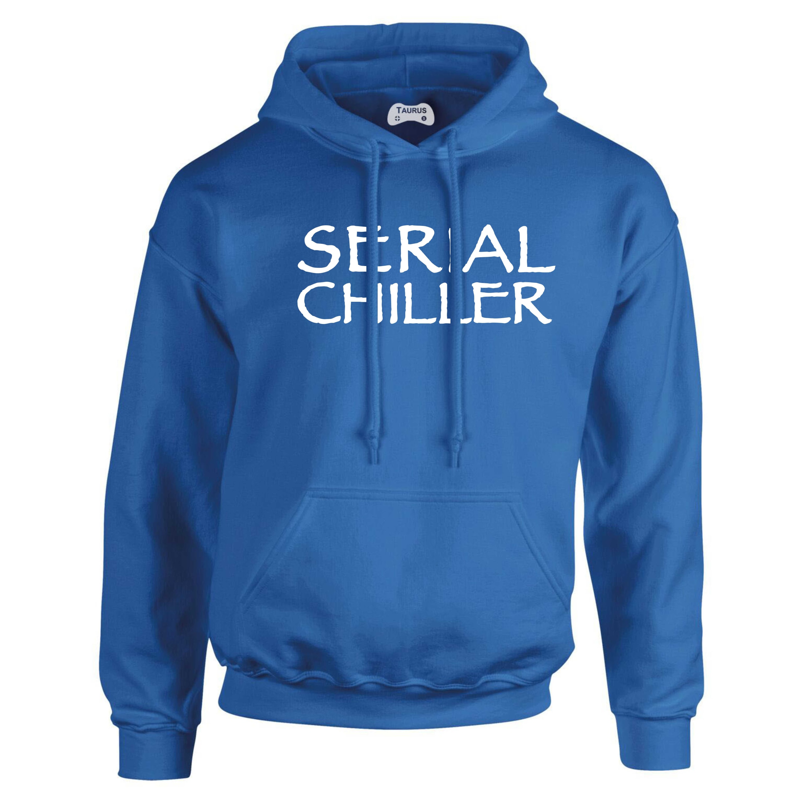 Serial Chiller Hoodie