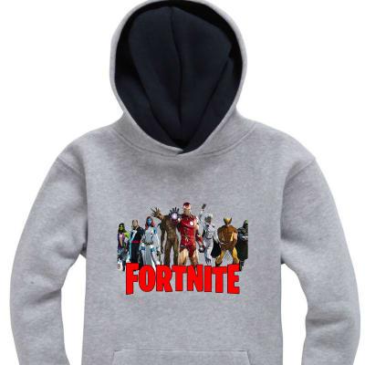 Fortnite Marvel Heroes T-shirt