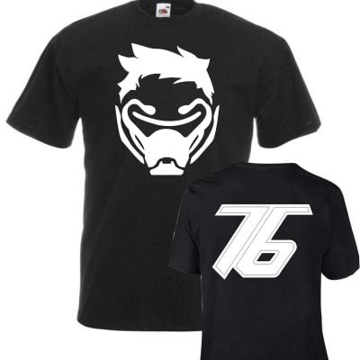 Overwatch Solider 76 T-Shirt