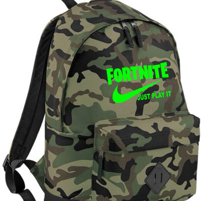 Fortnite Just Play it Rucksack
