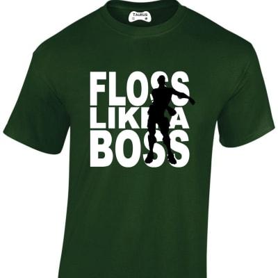 Floss Like a Boss Fortnite T Shirt