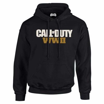 Call Of Duty WW2 Hoodie Simple