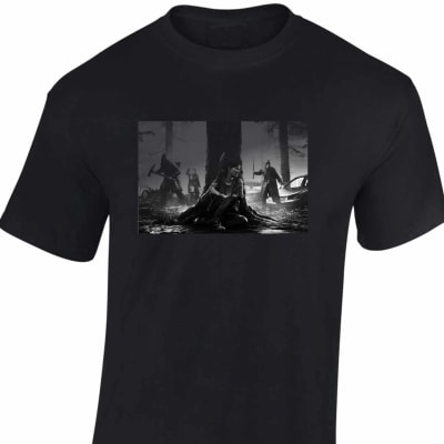 The Last of Us Part 2 Gaming T Shirt (2)