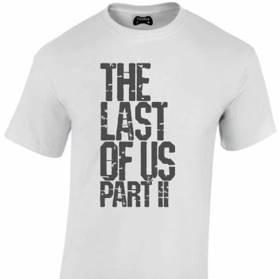 The Last of Us Part 2 Gaming T Shirt (1)
