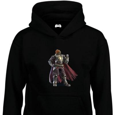 Ganondorf Classic Gaming Character Hoodie