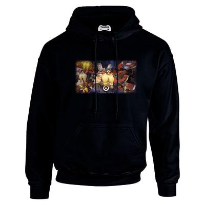 Overwatch Torbjorn hoodie