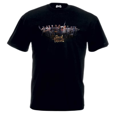 Sea Of Thieves Pirate T-shirt
