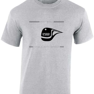 Kraftwerk Trans Europe Express Rave T Shirt